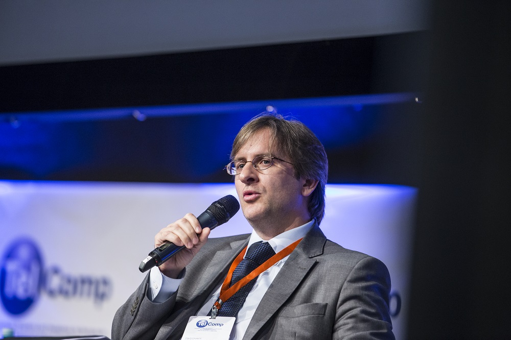 Conselheiro da Anatel Igor Vilas Boas